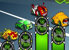 Ben 10 Yarış Oyunları oyunu