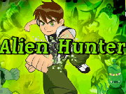 Ben10 Alien Hunter oyunu