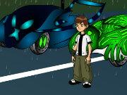 Ben10 Araba oyunu
