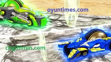 Beyblade Cyborg Oyunları oyunu