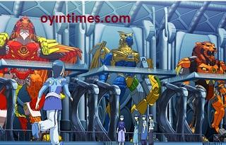 Beyblade Cyborg oyunu