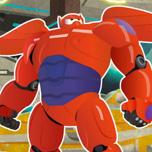 Big Hero 6 Ajanlar