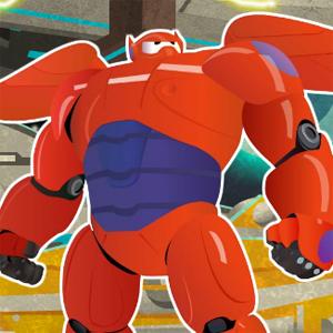 Big Hero 6 Ajanlar