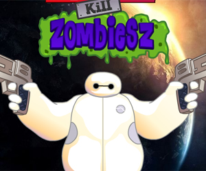 Big Hero 6 Zombiler