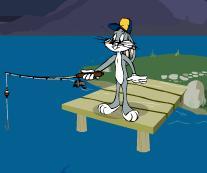 Bugs Bunny Balık Tut