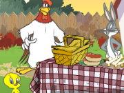 Bugs Bunny Piknik oyunu