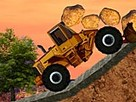 Bulldozer Traktör