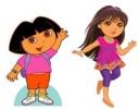 Büyük Kaşif Dora  oyunu