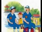 Caillou Kayu Beyzbol Oyunu oyunu