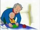 Caillou Büyük Babanın Arkadaşı oyunu