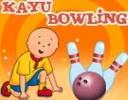 Caillou ( Kayu ) Bowling