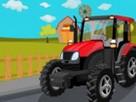 Çifçi Traktörü oyunu