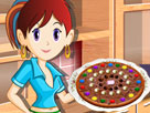 Çikolatalı Pizza
