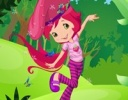 Çilek Kız Ormanda