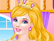 Cinderella Prenses Makyajı