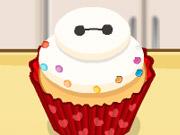 6 Süper Kahraman Cupcake Yapımı oyunu