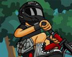 Arazi Bisikleti oyunu