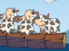 Dengesiz inekler oyunu