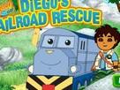 Diego Hayvanat Bahçesi Treni oyunu