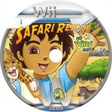 Diego Safari oyunu