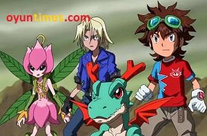 Digimon Fusion 2 Sezon oyunu