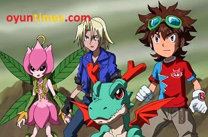 Digimon Fusion 2  oyunu