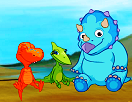 Dino Örüntü oyunu