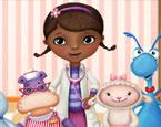 Doktor Kız oyunu