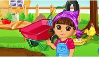 Dora Bahçivan oyunu