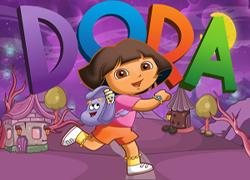 Dora Candy oyunu