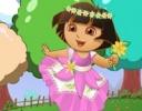 Dora Çiçek  Perisi oyunu