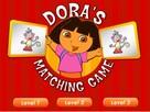 Dora Eşini Bul oyunu