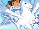 Dora Gökyüzü Perisi oyunu