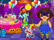 Dora Cadılar Bayramı oyunu