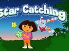 Dora ile Yıldız Topla oyunu