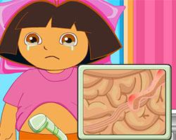 Dora Apandisit Ameliyatı oyunu