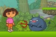 Dora Orman Macerası oyunu