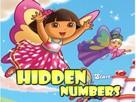 Dora Saklı Sayılar oyunu