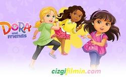 Dora ve Arkadaşları Şehirde oyunu