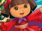 Dora Yeni Yıl Hediyeleri oyunu