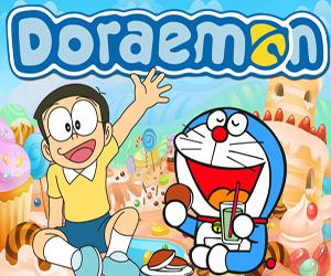 Doraemon Şeker Şehri