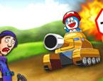 Doraemon Tank oyunu