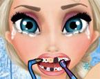 Elsa Diş Ameliyatı oyunu