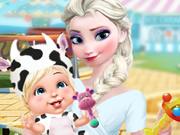 Elsa Çocuk Show oyunu