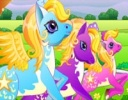 Pony Yarışı Minika Tv oyunu