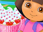 Dora ile yemek