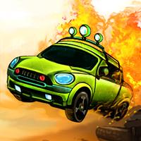 Araba Çılgınlığı oyunu