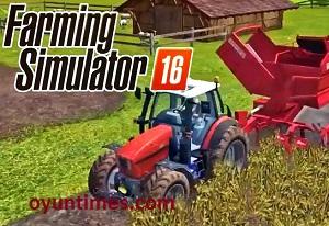 Farming Simulator 2016 oyunu