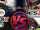 FiFA 14 Vs PES 2014 Oyunu