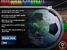 Fifa Futbol 3d oyunu
